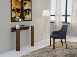 Jane Console Table / Walnut
