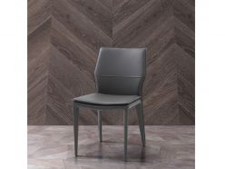 Miranda Dining Chair / Dark Gray
