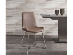 Aileen Dining Chair / Taupe