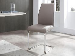 Katrina Dining Chair / Warm Gray