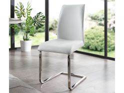 Katrina Dining Chair / White
