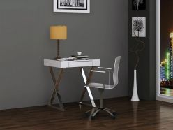 Odin Small Desk / White