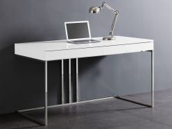 Sabine Desk / White