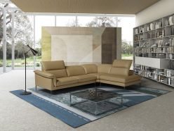 Gandia Leather Sectional