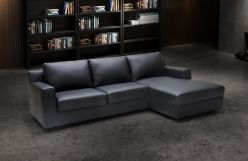 Dante Sectional Sleeper / Black