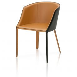 Fontana Dining Chair / Camel