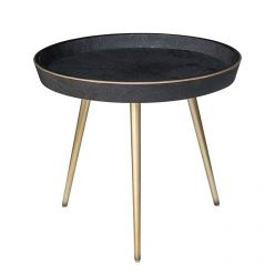 Josephine Side Table / Black