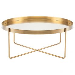 Gaultier Coffee Table / Gold