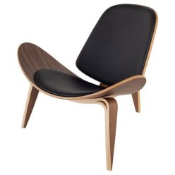 Artemis Chair Walnut / Black