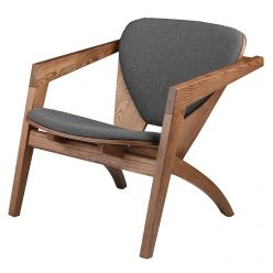 Freya Chair / Grey