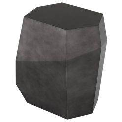 Gio Side Table / Pewter