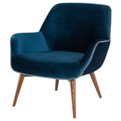 Gretchen Chair / Midnight Blue