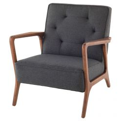 Eloise Chair / Storm Grey