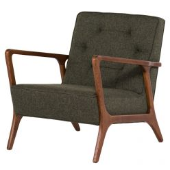 Eloise Chair / Hunter Green