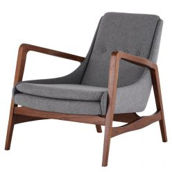 Enzo Chair / Shale Grey