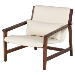 Bethany Chair / White