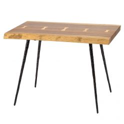 Nexa Side Table / Smoked