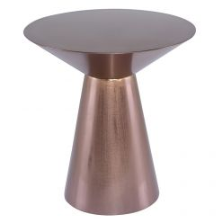 Owen Side Table / Copper