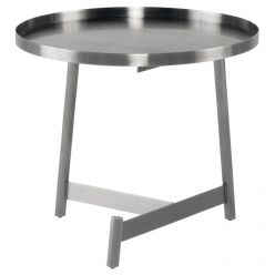 Landon Side Table / Graphite