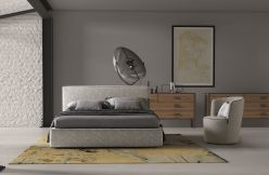 Cassina Storage Bed