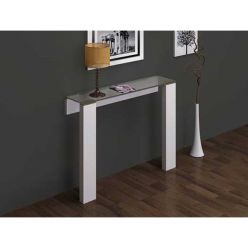 Jane Console Table / White