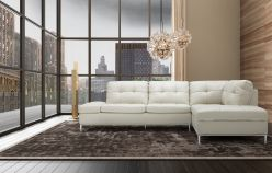 Madison Sectional / Light Grey