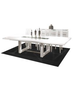 Algo Extendable Table / White