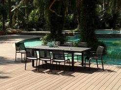 Celine Outdoor Extendable Table