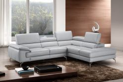 Astra Sectional / Light Grey