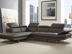 Cadiz Sectional / Dark Gray