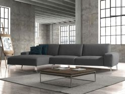 Soho Sectional / Dark Gray