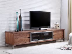 Duke TV Unit  Walnut