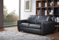 Octavia Sofa Bed / Black