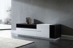 Esther TV Unit / White