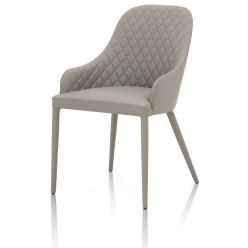 Xander Dining Chair / Grey